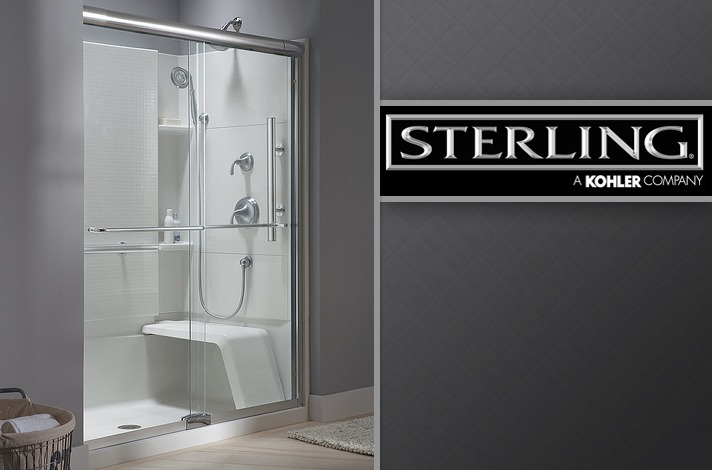 Accord® Complete Seated Shower
